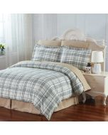 Bed In A Bag Plaid Queen