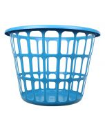 Plastic Laundry Basket 15.5 X 11.25 Assorted Colors