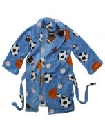 Championship Gold Fleece Sports Robe Size 4 - 14