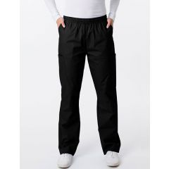 Green Town Classix Collection Unisex Scrub Pant Black