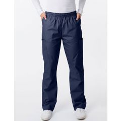 Green Town Classix Collection Unisex Scrub Pant Navy