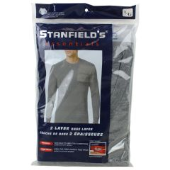 Stanfield's Essentials Thermal 2 Layer Base Layer Long Sleeve T-Shirt