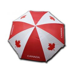 Canada Umbrella With Maple Leaf 36 X 8 Inches
