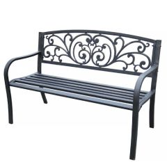 Outdoor Garden Bench 50in
