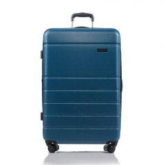 Champs Journey Collection 28in Hard Side Luggage Blue