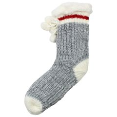 Great Northern Sherpa Lined Bed Socks