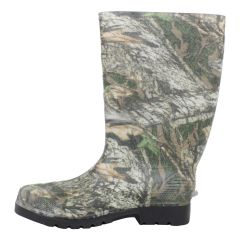 Rubber Rain Boots Camouflage