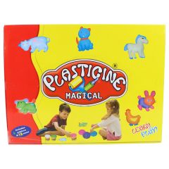 PLASTICINE SINGLE TUBS
