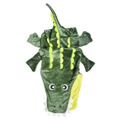 Kids Plush Novelty Blanket Crocodile