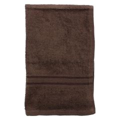 Crystal Hand Towels 16 X 26 Brown