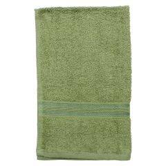 Crystal Hand Towels 16 X 26 Green