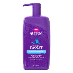 Aussie Mega Moist Shampoo 865 ml