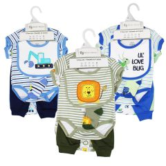 Baby Mode 5 Piece Clothing Set