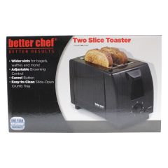 Better Chef 2 Slice Toaster