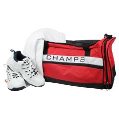 Champs Duffle Bag Red