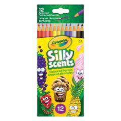 Crayola Silly Scents Colour Pencils 12 Pack