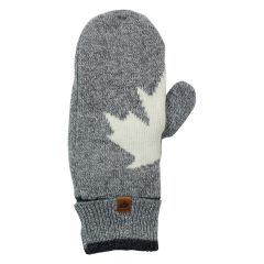 Great Northern Canada Est. 1987 Sherpa Lined Mittens