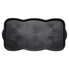 Plastic Boot Tray 30x15in