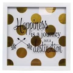 Happiness Wall Art