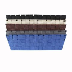 Woven Basket Large 12x16x4in