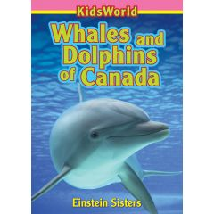 Kids World Whales and Dolphins Of Canada Book