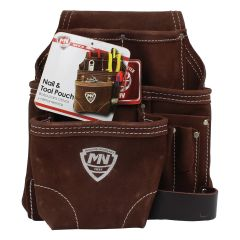 McGuire Nicholas Suede Nail & Tool Pouch