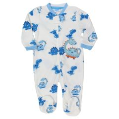 Baby Mode Polar Fleece Sleeper