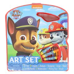 Paw Patrol Character Case Art Set