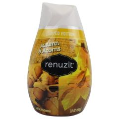 Renuzit Autumn & Acorns Gel Air Freshener 7 Oz