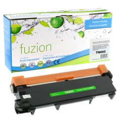 fuzion™ New Compatible TN660-NC Toner Cartridge Black
