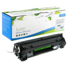 fuzion™ New Compatible HP CF 283A Toner Cartridge Black