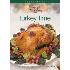 Company's Coming Turkey Time Cookbook