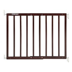 Storkcraft Easy Walk-Thru Safety Gate Espresso