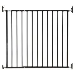 Storkcraft Easy Walk-Thru Metal Safety Gate Black