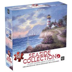 Seaside Collection Puzzle Assorted 24 x 18in 550 Pieces