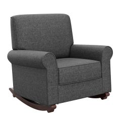 Storkcraft Steveston Upholstered Rocker Night Sky