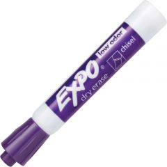 Expo Low Odor Chisel Point Dry Erase Marker Purple