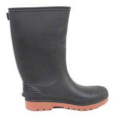 Boys Rubber Rain Boot Black