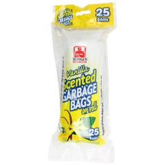 Tuff Guy Scented Garbage Bags On Roll 20 X 22 Inch 25 Pk Assorted