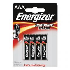 Energizer MAX AAA Batteries 4Pk