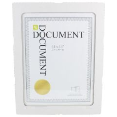 Kiera Grace Clear Document Frame 11 X 14in