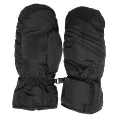 Men's Hot Paws Ski Mitts Black
