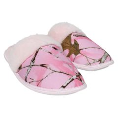 True Timber Camouflage Slippers