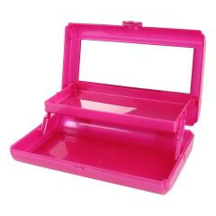 Caboodles Take It Retro Travel Make Up Case