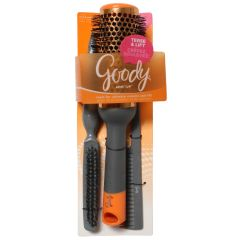 Goody AMPITUP Round Combs 3Pc