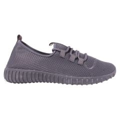Mesh Running Shoe Grey