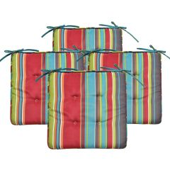 Outdoor Chair Pad 4Pk
