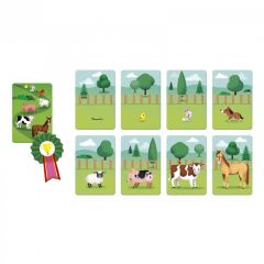 Janod Farm Pursuit Strategy Card Game