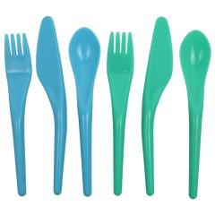 Heaps Kids' Cutlery Set 6 Pieces