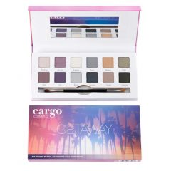 Cargo Getaway Eyeshadow Palette 12 Colours
